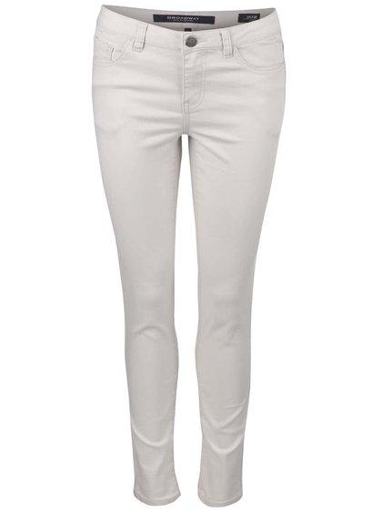 Krémové dámské skinny džíny Broadway Jane