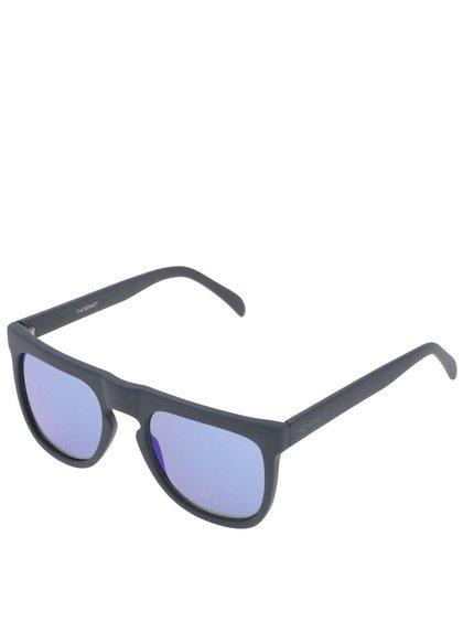 Čierne unisex slnečné okuliare Komono Bennet
