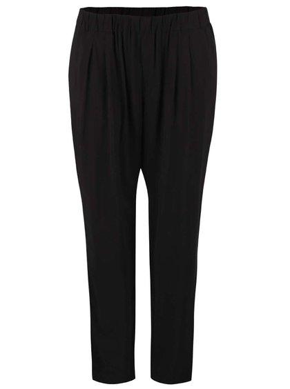 Čierne nohavice Vero Moda Super