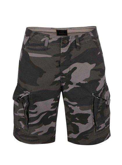 Pantaloni scurți de camuflaj Jack & Jones Preston