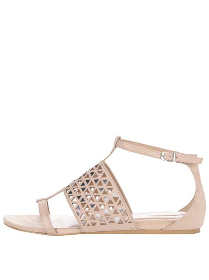 Sandale ALDO Liliane crem