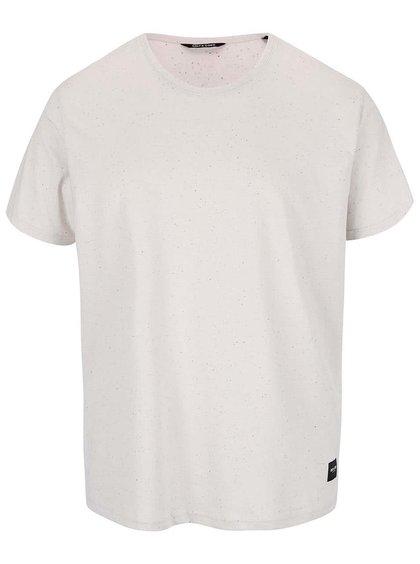 Krémové tričko ONLY & SONS Kraken