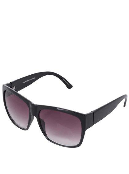 Černé sluneční brýle Pieces Birra