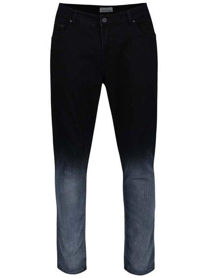 Černé džíny se sníženým sedem Shine Original Wayne