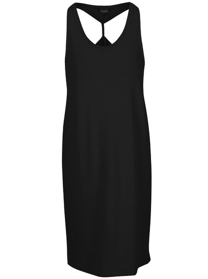 Čierne šaty VILA Honesty