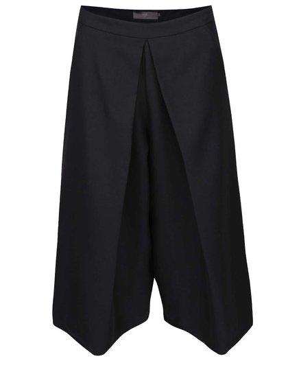 Čierne culottes ICHI Dalia