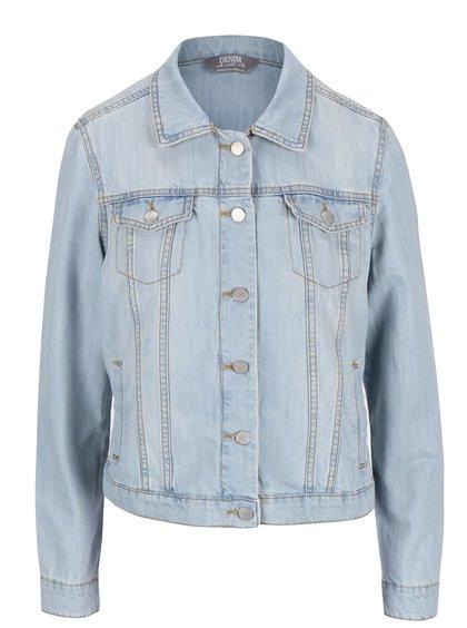 Světle modrá džínová bunda Dorothy Perkins
