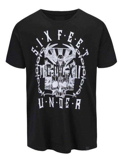 Tricou Shine Original negru cu print