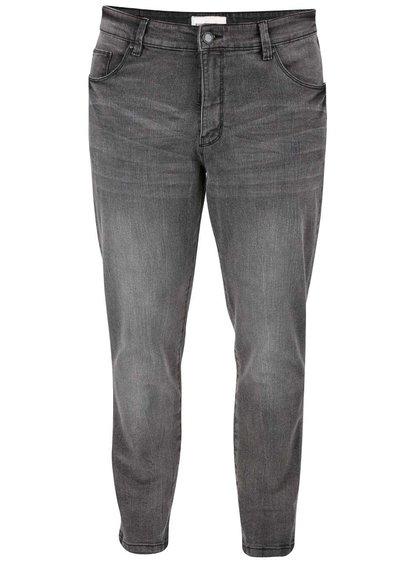 Šedé pánské džíny Shine Original