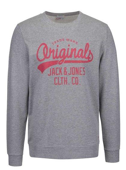 Bluză Jack & Jones Sakis gri
