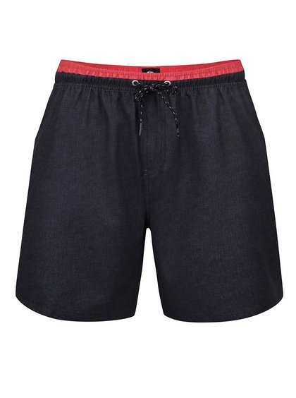 Șort Quiksilver Fruit Bat Stretch Volley 15 negru