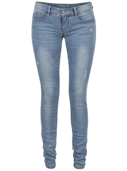 Světle modré džíny ONLY Coral