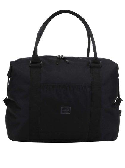 Černá dámská cestovní taška Herschel Strand