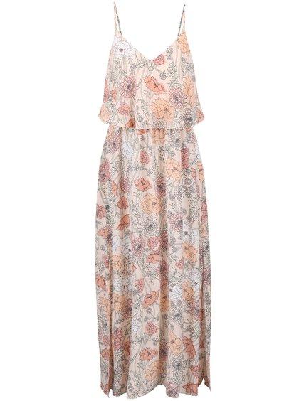 Rochie maxi Dorothy Perkins roz deschis cu imprimeu