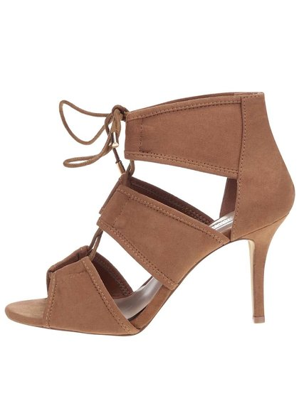 Sandale Dorothy Perkins maro