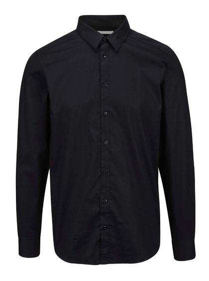 Černá košile Tailored & Originals Knight