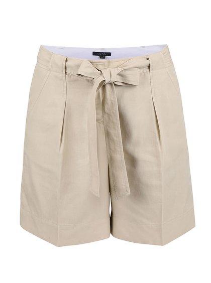 Pantaloni scurți de damă Nautica crem