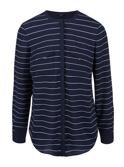 Bluză Nautica albastru închis cu dungi