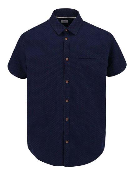 Cămașă Burton Menswear London albastră