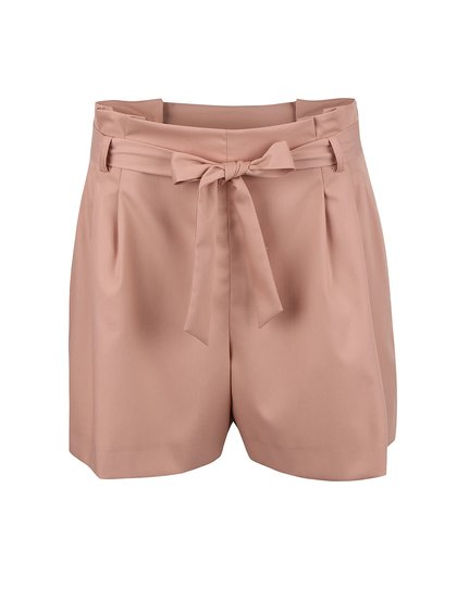 Pantaloni scurți Miss Selfridge roz