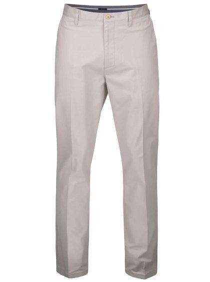 Béžové pánské slim fit chino kalhoty Nautica