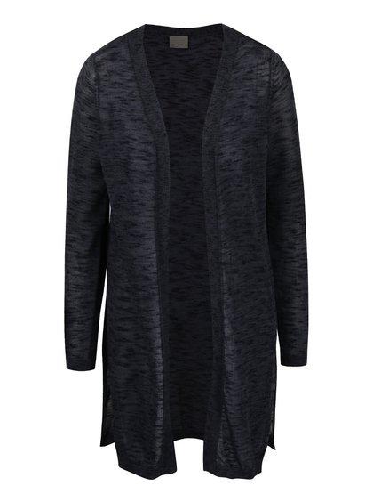 Modrý žíhaný kardigan Vero Moda Blacke