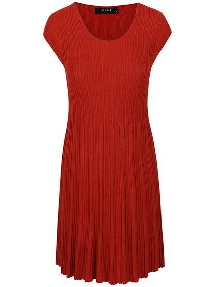 Tehlové šaty VILA Now