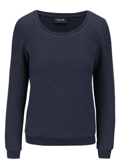 Bluză VILA Naja cu model texturat