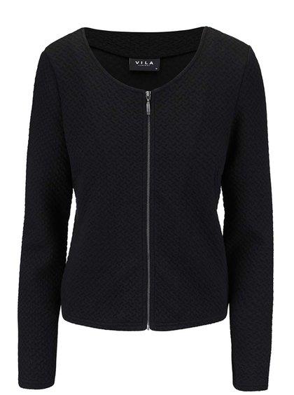 Jachetă subțire cu textură VILA Naja