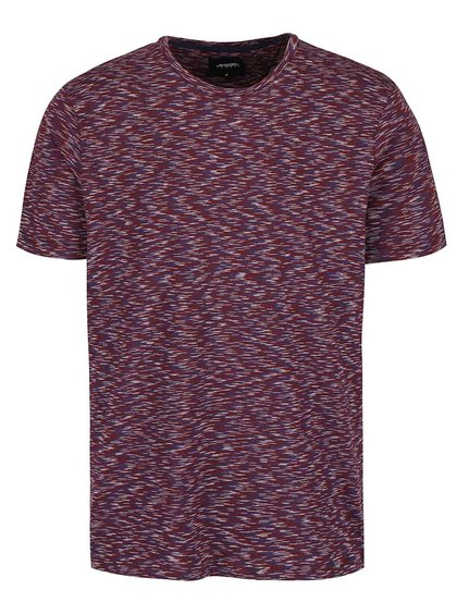 Tricou vișiniu Burton Menswear London