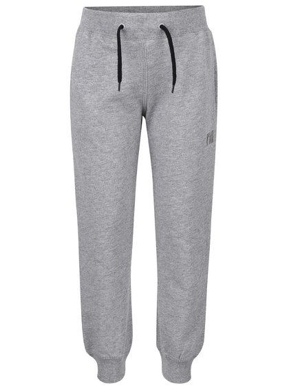 Pantaloni trening gri name it Sweet pentru băieți