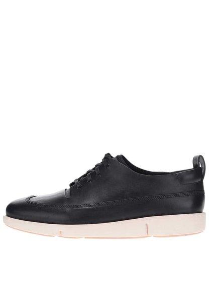 Pantofi nergi Clarks Tri Nia din piele