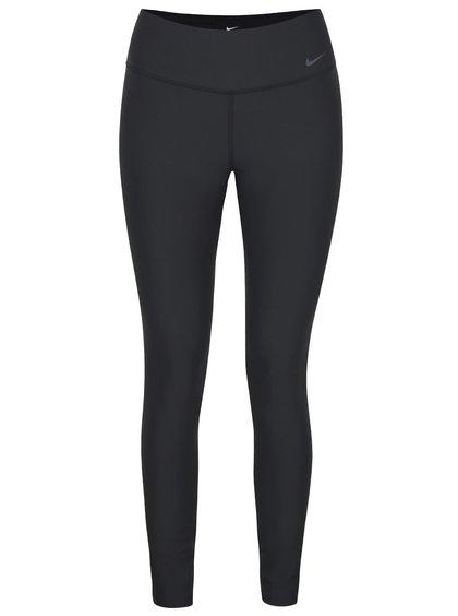 Čierne dámske legíny Nike Legend