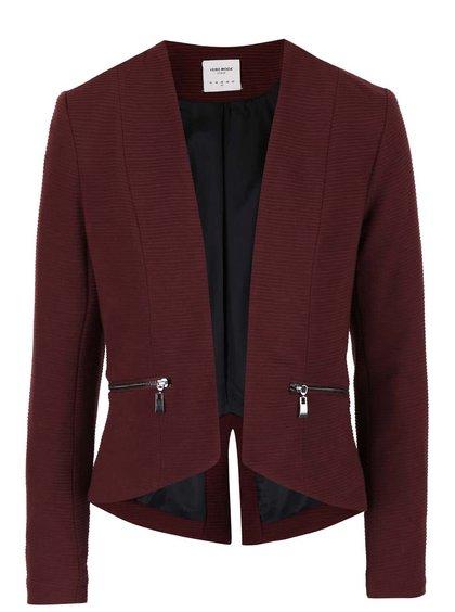 Jachetă subțire asimetrică Vero Moda Majay