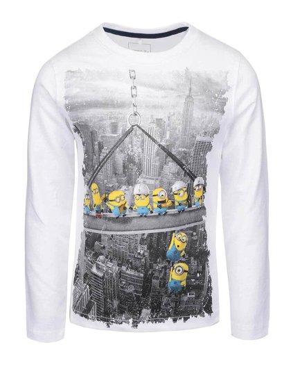 Bluză cu imprimeu pentru băieți name it Minions