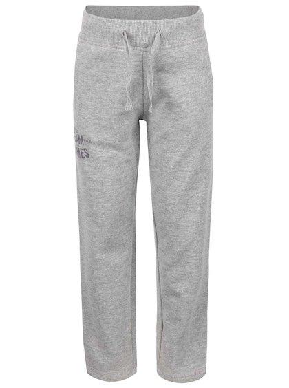 Pantaloni gri sport Boboli pentru băieți