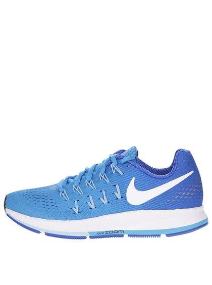 Modro-biele dámske tenisky Nike Air Zoom Pegasus 33
