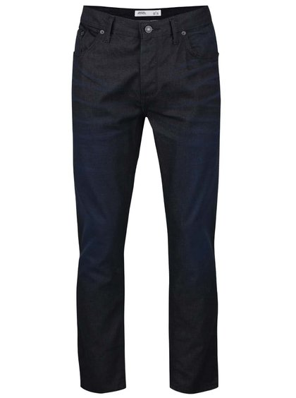 Jeanși bleumarin slim fit Burton Menswear London