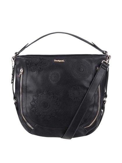 Čierna kabelka Desigual Marteta