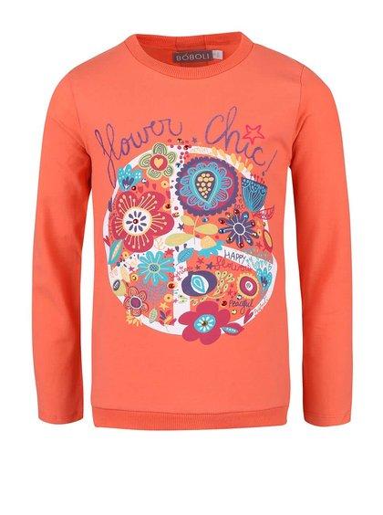Bluză corai Bóboli pentru fete
