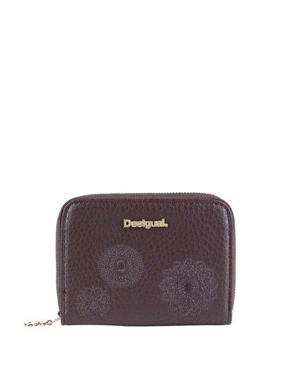 Hnedá peňaženka Desigual Meri Alexa