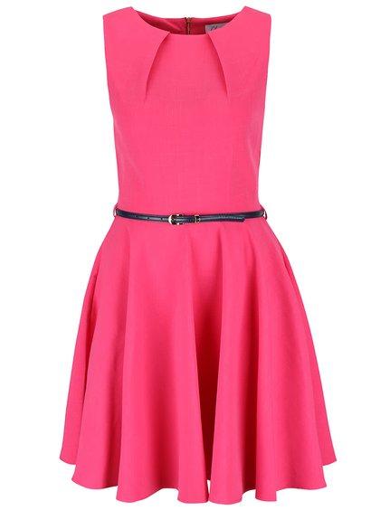 Rochie roz Closet fără mâneci