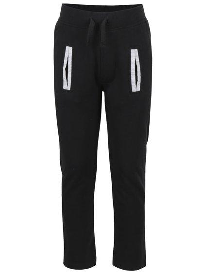 Pantaloni negri Blue Seven pentru băieți
