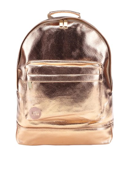 Dámský batoh v růžovozlaté barvě Mi-Pac Metallic