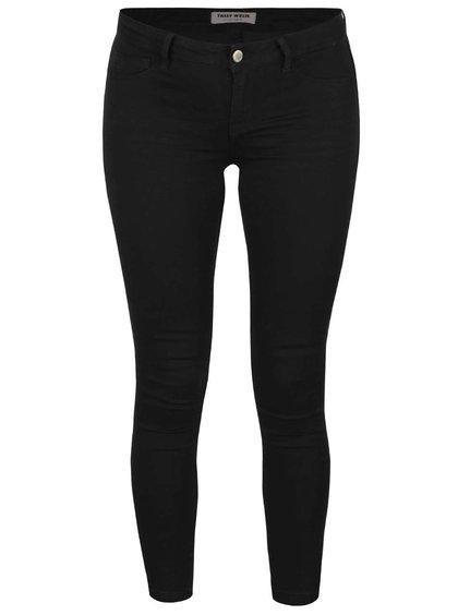 Černé skinny džíny TALLY WEiJL