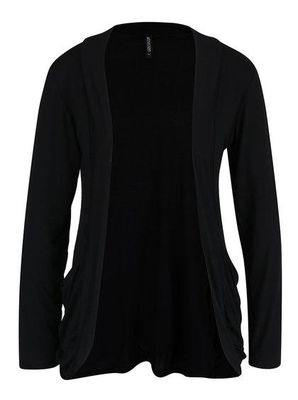 Černý cardigan s kapsami Haily´s Helen