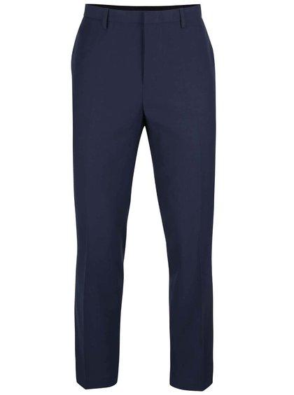 Pantaloni albaștri Burton Menswear London