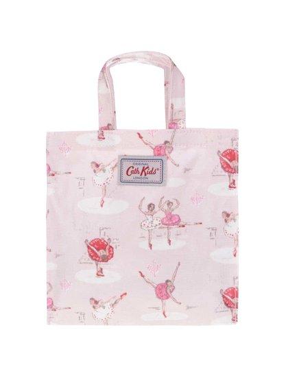 Geantă roz cu imprimeu Cath Kidston