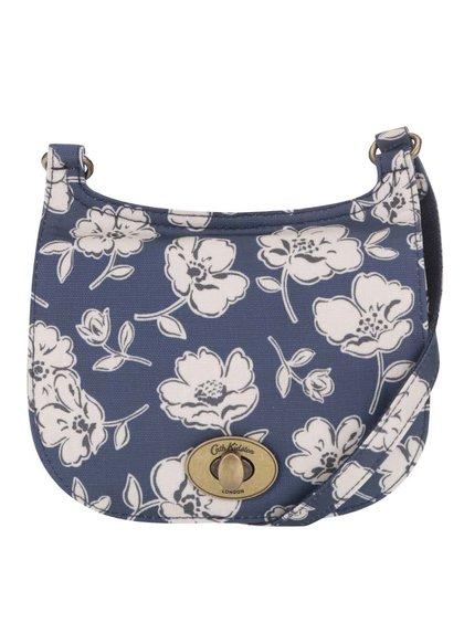 Tmavě modrá crossbody kabelka s květinovým motivem Cath Kidston