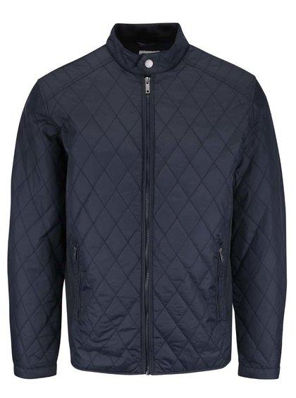 Jachetă matlasată Jack & Jones Nikolai albastră